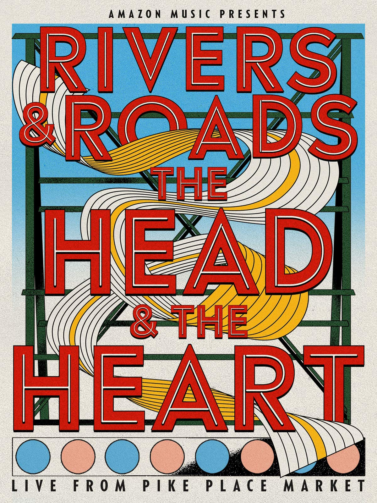 Rivers and Roads: The Head And The Heart - Live from Pike Place Market
