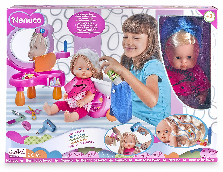 Famosa 700010856 - Nenuco Lava e Pettina