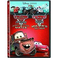 Les Bagnoles Animees: Les fabuleuses histoires de Mater / Cars Toon: Mater's Tall Tales (Bilingual)