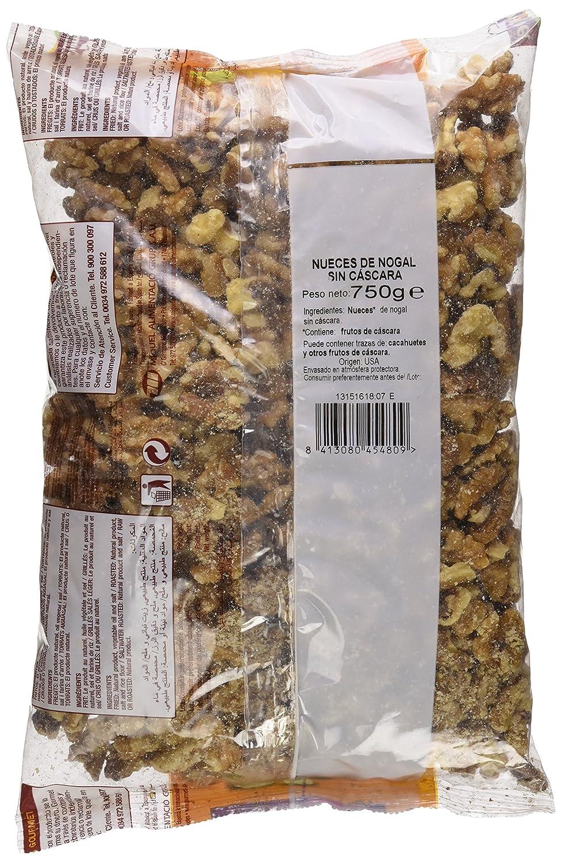 Gourmet Frutos Secos Nueces De Nogal Sin Cáscara - 750 g: Amazon.es: Amazon Pantry