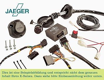 Jaeger 22400509 Elektrosatz Anh/ängevorrichtung