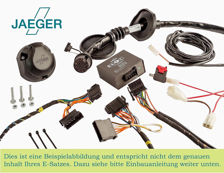 Jaeger 21270008 Elektrosatz, Anhä ngevorrichtung JAEGER automotiv GmbH