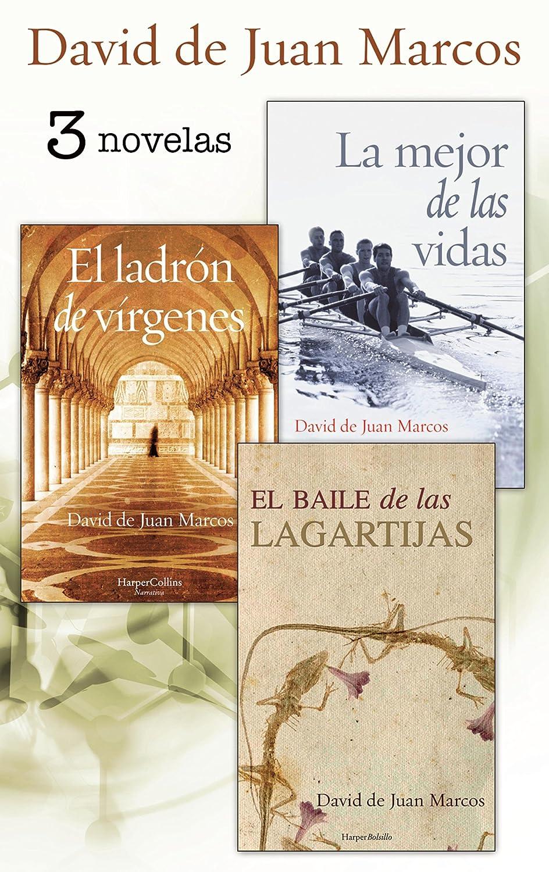 Pack David de Juan Marcos - Abril 2018 (Pack HarperCollins nº 8 ...