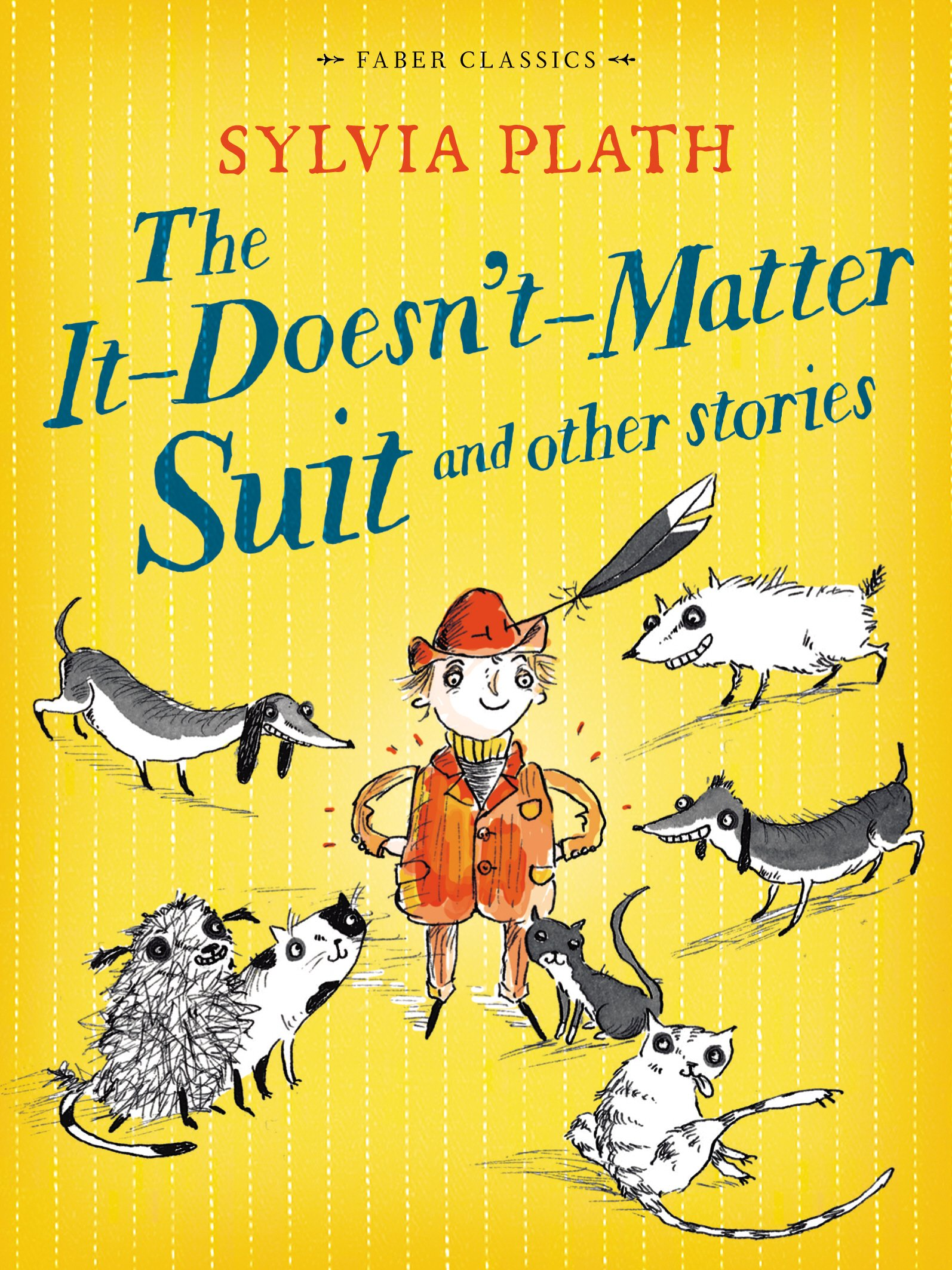 Buy The It Doesn't Matter Suit (Faber Children's Classics) Book Online at  Low Prices in India | The It Doesn't Matter Suit (Faber Children's  Classics) Reviews & Ratings - Amazon.in