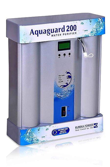 c33685da1e8 Eureka Forbes Aquaguard 200 ltr per hour Water Purifier  Amazon.in  Home    Kitchen