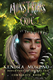Monstrous as a Croc (Daughters of Neverland Book 4)