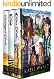 Box Set Sweet Frontier Cowboys Novels 16-18 (Sweet Frontier Cowboys Collection)