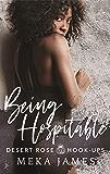 Being Hospitable (Desert Rose Hook-Ups Book 1)
