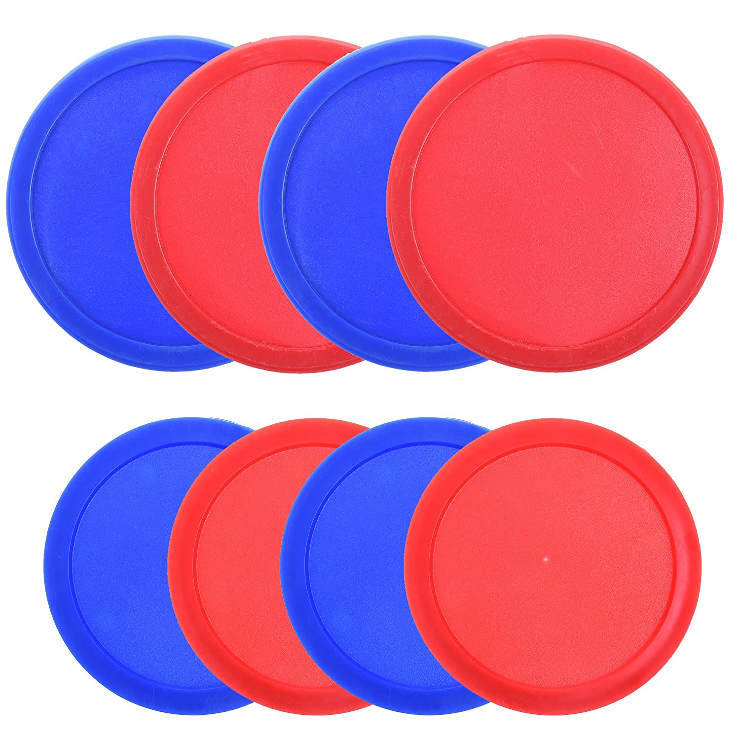 Cosmos Pack of 8 Home Air Hockey Pucks for Game Table SG_B073GVTSZ6_US