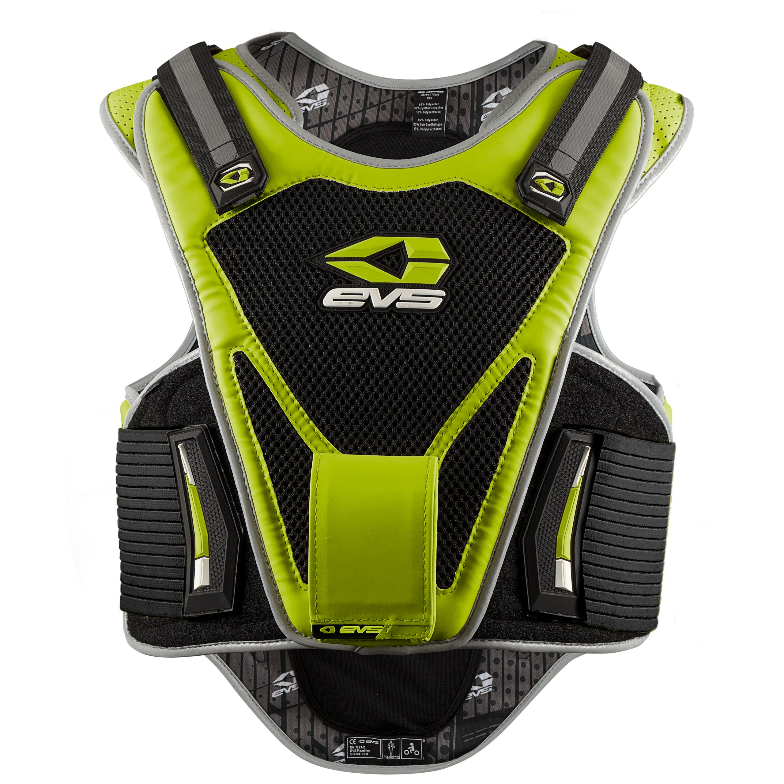 EVS Sports Street Vest (Military Spec, XX-Large) by EVS Sports