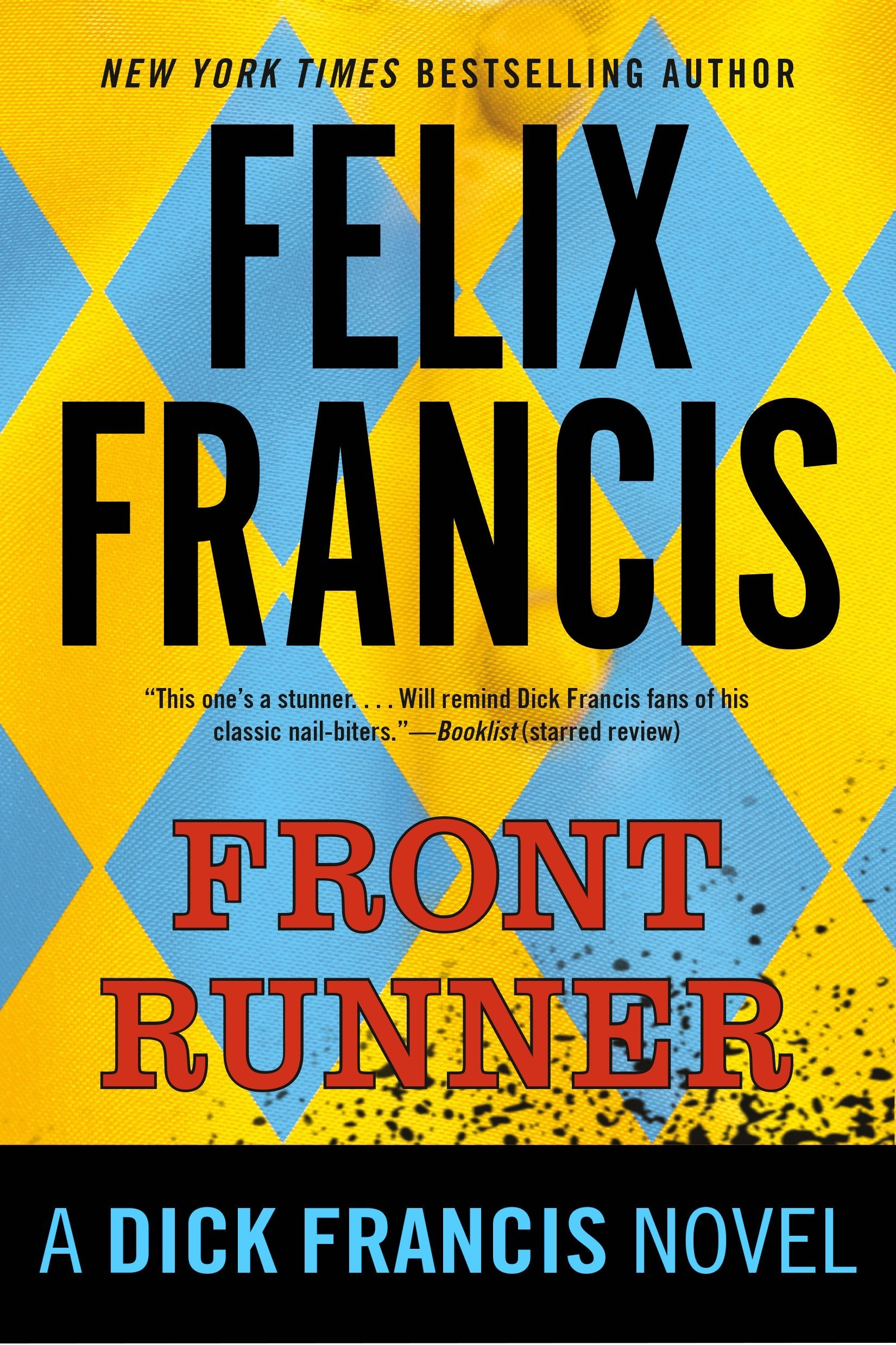 Final, dick francis review consider