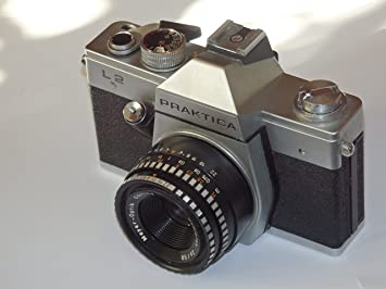 Camera praktica l2 analoge spiegelreflexkamera slr: amazon.de