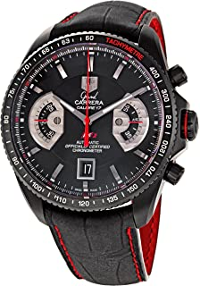 FC6237 Grand Carrera Automatic Chronograph Watch