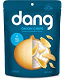 Dang Crispy Caramelized Onion Chips, Sea Salt, 4 Count