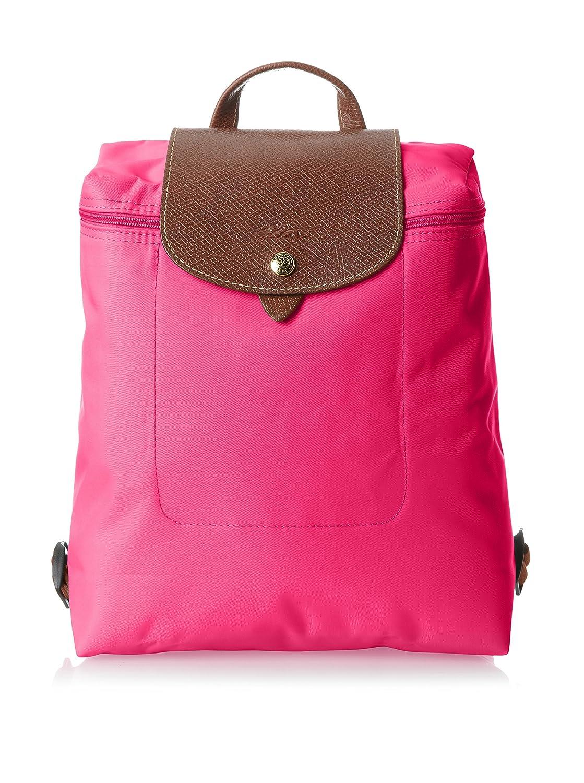 Longchamp Le Pliage Backpack, Cyclamen by Longchamp
