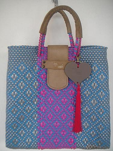 En liquidación estilo de moda precio al por mayor Bolsa artesanal: Amazon.com.mx: Handmade