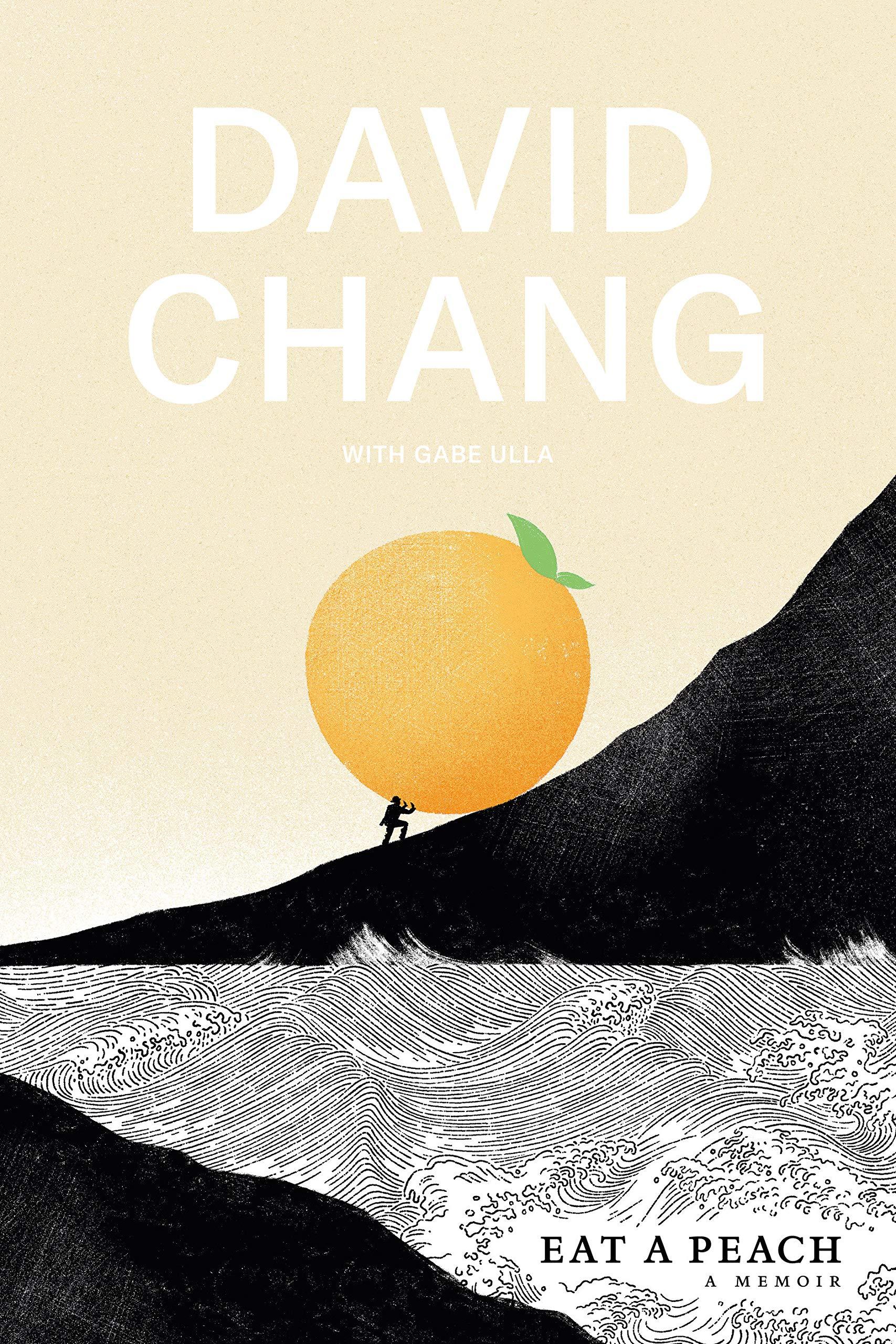 Eat A Peach: A Memoir book cover