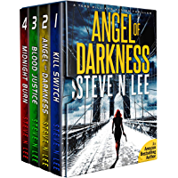 Angel of Darkness Books 01-04 (Angel of Darkness Fast-Paced Action Thrillers Box Sets Book 1)