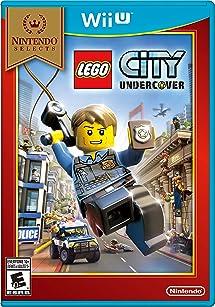 Amazoncom Nintendo Selects Lego City Undercover Wii U Video