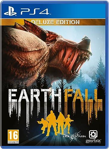 Earthfall - Deluxe Edition: Amazon.es: Videojuegos