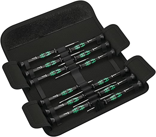 27 opinioni per Kraftform Micro-Set/12 SB 1 Assortimento di giraviti per l'elettronica , 12