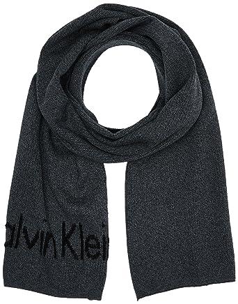Calvin Klein Jeans Echarpe - Homme gris  Amazon.fr  Vêtements et ... 7502a81b3d4