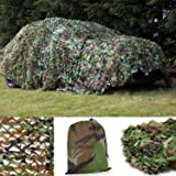 Nitehawk Camouflage Hunting Shooting Net Hide Military Army Camo Netting Available In 2m, 3m, 4m, 5m, 7m, 10m