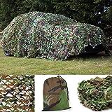 Filet de camouflage pour chasse/tir/militaires - tailles disponibles 2 m, 3 m, 4 m, 5 m, 7 m, 10 m
