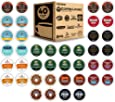 K-Cup Coffee Lover's Variety Sampler, Keurig Single-Serve Coffee, 40 Count