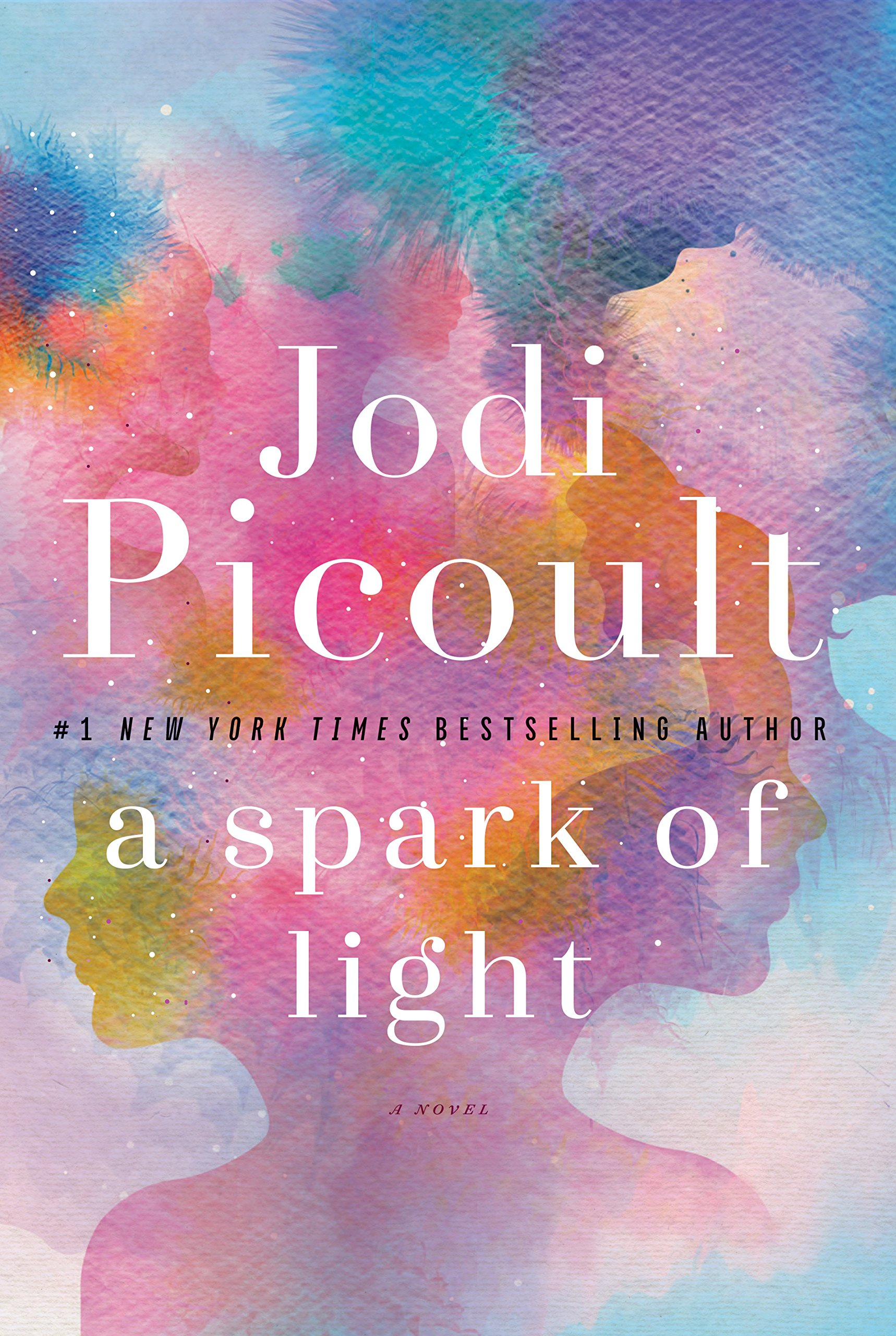 Image result for a spark of light book cover