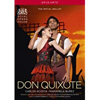 Minkus: Don Quixote (Ballet) [Martin Yates, Carlos Acosta, Cast and Orchestra of the Royal Opera House] [2014]