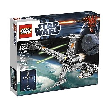 Lego 10227 B Wing Starfighter Lego Star Wars Amazoncouk Toys