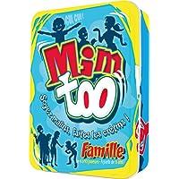 Asmodee - MIMTFA02 - Jeu d'Ambiance - Mimtoo Famille