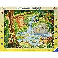 Ravensburger Çer Puzzle, Jungle, 24 Parça