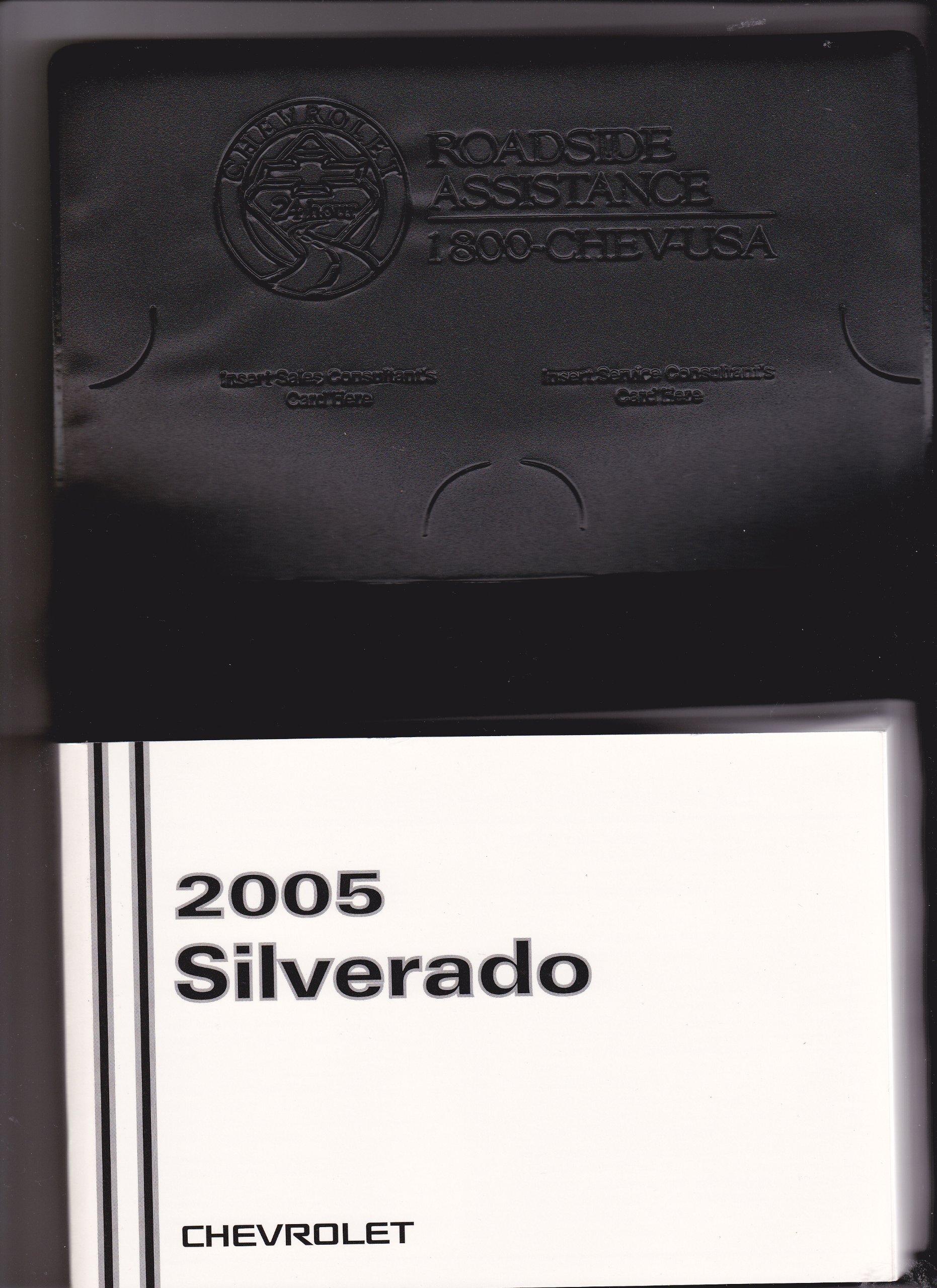 2005 silverado service manual