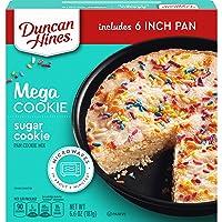 Deals on Duncan Hines Mega Cookie Sugar Pan Cookie Mix 6.6 OZ