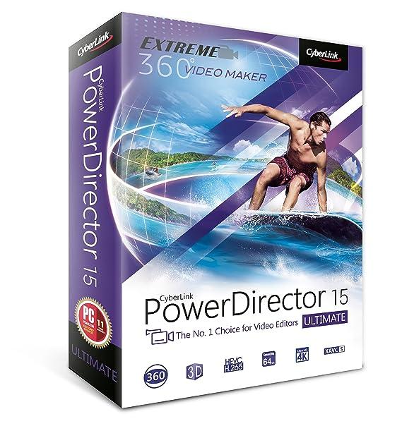 cyberlink powerdirector ultimate 15 full