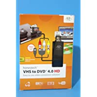 Ht Honestech Honestech Vhs To Dvd 4.0 Hd. Easy To Use Video Conversion Solution
