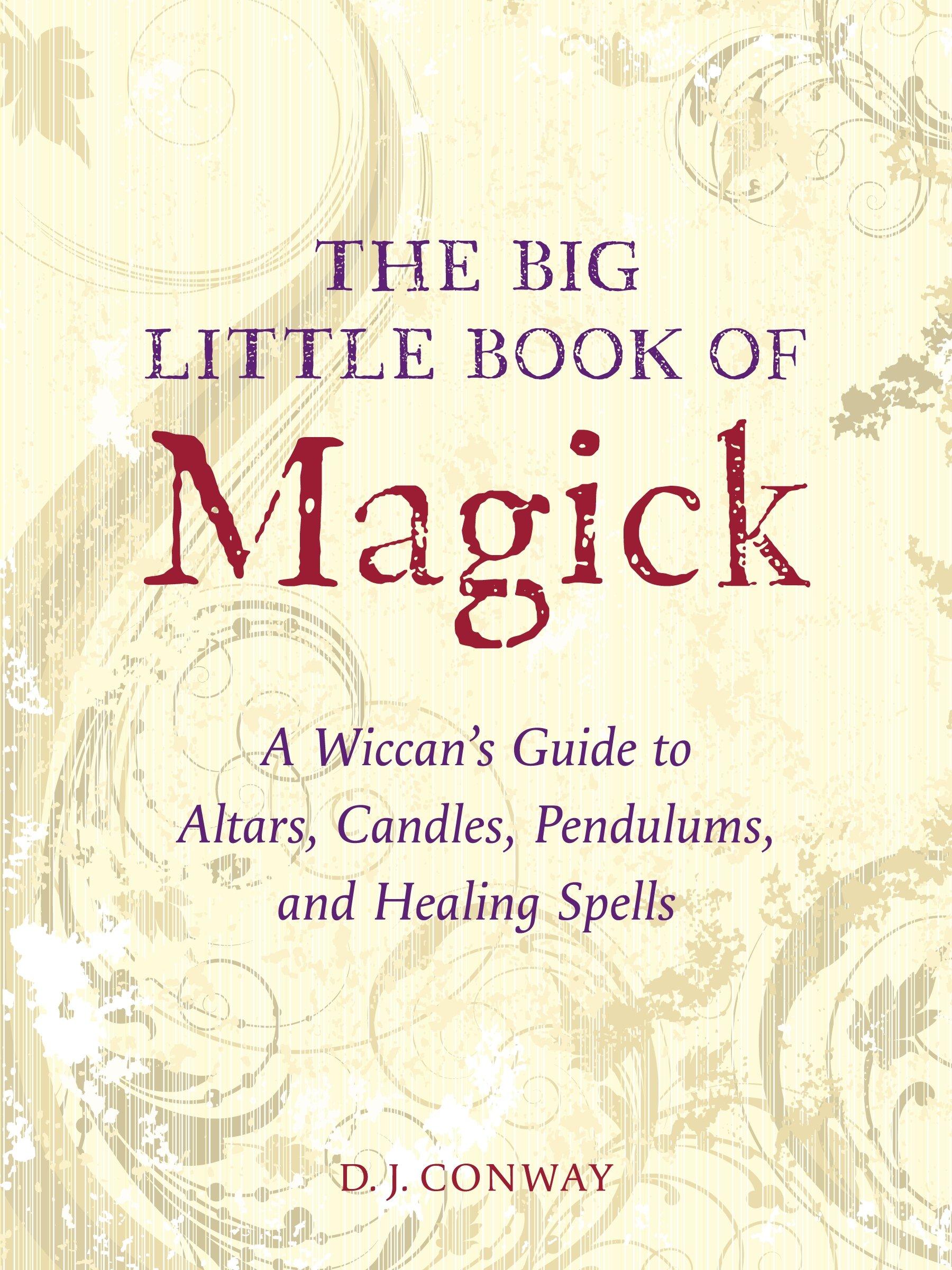 Big Little Book Magick Pendulums product image