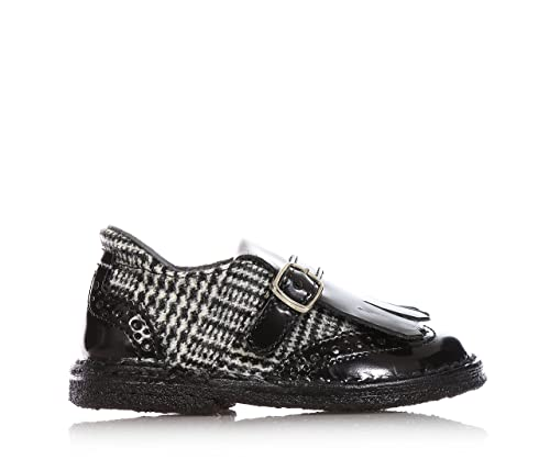 Eureka - Mocasines para niña Negro negro 23: Amazon.es: Zapatos y complementos