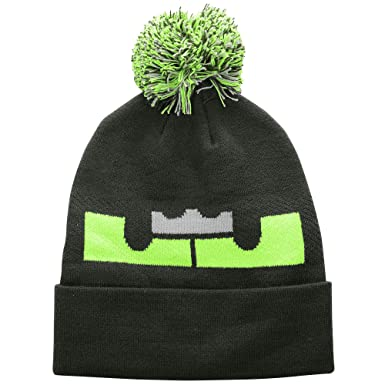 12ab584eb20 Image Unavailable. Image not available for. Color  Nike Men s Lebron Pom  Beanie ...