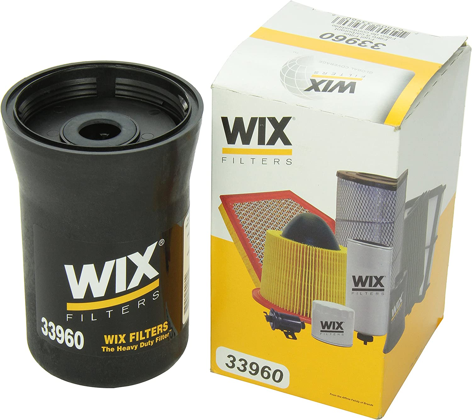 fuel filters gm diesel 01 13 amazon com wix filters 33960 heavy duty spin on fuel water  wix filters 33960 heavy duty