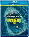 The Meg (Blu-ray 3D & Blu-ray)