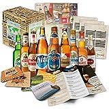 Geschenkbox-Bier-Weltreise / romantisches Valentinstag Geschenk für Freund Ihn Mann Männer