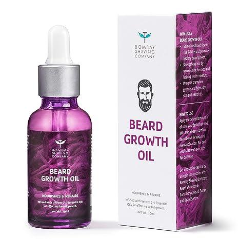 498b2776 Bombay Shaving Company Beard Growth Oil For Men, 30 ml: Amazon.in: Health &  Personal Care