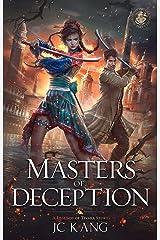 Masters of Deception: A Legends of Tivara Epic Fantasy Kindle Edition