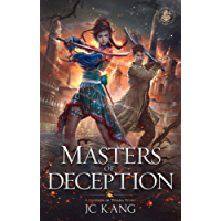 Masters of Deception: A Legends of Tivara Epic Fantasy (English Edition)