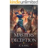 Masters of Deception: A Legends of Tivara Epic Fantasy (Jie's Lost Years)