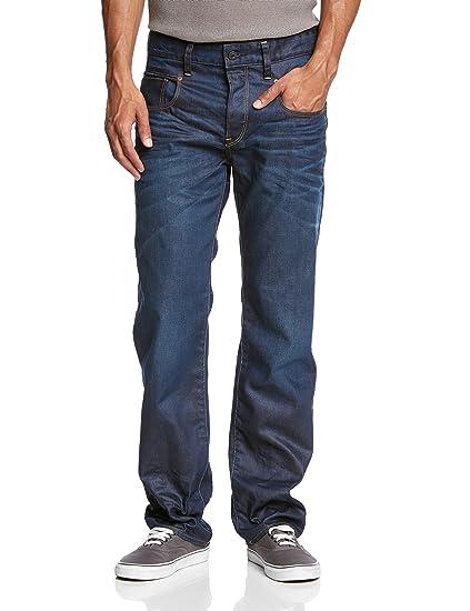 G-Star Men's 3301 6591 Relaxed Jeans