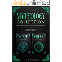 Mythology Collection: 2 Books in 1: Norse Mythology and Greek Mythology